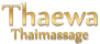 thaewa thaimassage logo small